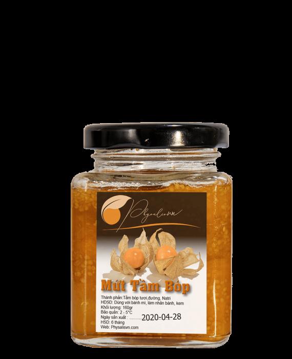 Mứt Tầm Bóp - Golden berry Jam 80g