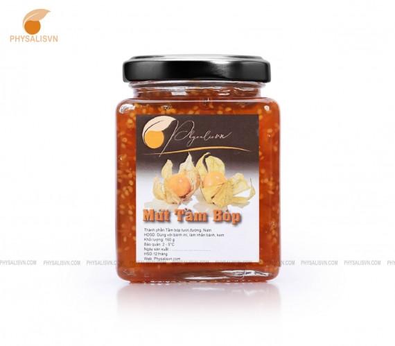 Mứt Tầm Bóp - Golden berry Jam 160g